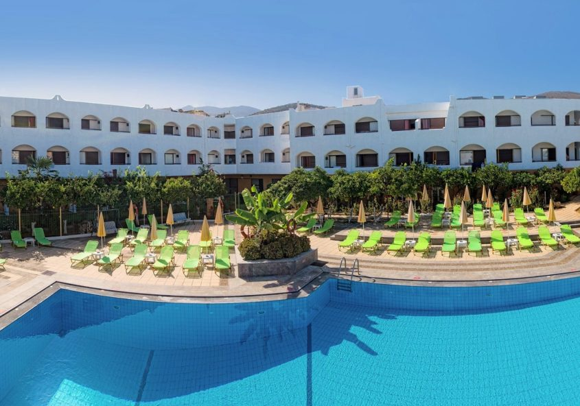 Malia Holidays Room - Panoramic View Day